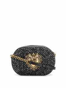 Dolce & Gabbana Devotion crossbody abg - Black