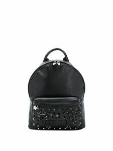 Philipp Plein stud embellished backpack - Black