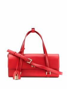Nina Ricci cylinder shoulder bag - Red