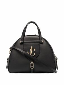 Jimmy Choo Varenne bowling bag - Black