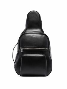 Amiri small Guitar cross-body bag - Black