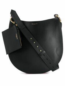 Sara Battaglia hobo shoulder bag - Black