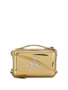Vivienne Westwood orb lunchbox - Gold