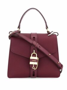 Chloé Aby tote bag - Red