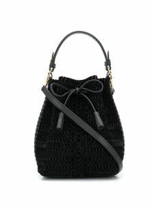 Anya Hindmarch Neeson drawstring tote bag - Black