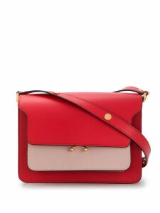 Marni Trunk tote bag - Red