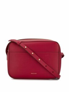 Frenzlauer slip pocket shoulder bag - Red