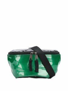 Eastpak engraved logo belt bag - Green