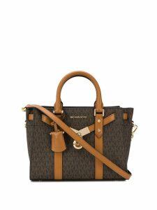 Michael Michael Kors Nouveau Hamilton small satchel - Brown