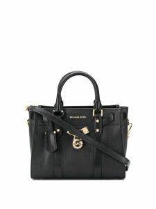 Michael Michael Kors Nouveau Hamilton small satchel - Black