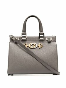 Gucci small Zumi tote bag - Grey
