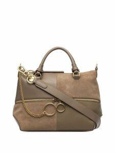 See By Chloé medium Emy shoulder bag - Grey