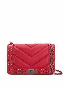 Marc Ellis quilted shoulder bag - Red
