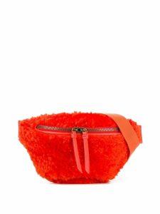 Mr & Mrs Italy adjustable strap belt bag - Orange