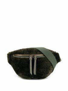 Mr & Mrs Italy adjustable strap belt bag - Green