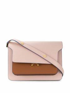 Marni Trunk shoulder bag - Pink