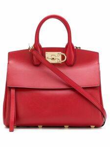 Salvatore Ferragamo Studio shoulder bag - Red