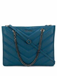 Marc Ellis quilted shoulder bag - Blue