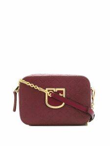 Furla Ribed shoulder bag - Red