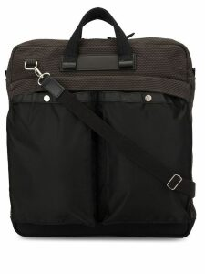 Cabas Helmet large bag - Black