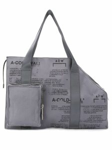 A-Cold-Wall* V2 tote bag - Grey