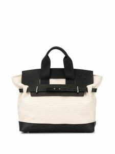 Cabas 1day Tripper tote - White