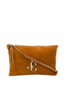 Jimmy Choo Varenne shoulder bag - Brown