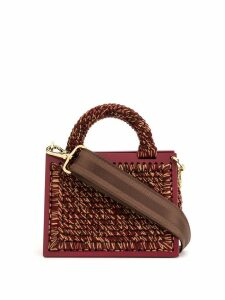 0711 small St. Barts bag - Red