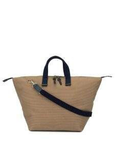 Cabas medium Bowler bag - Neutrals