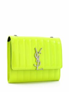 Saint Laurent Vicky Bag Neon