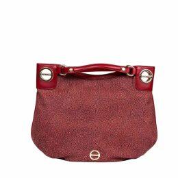 Borbonese Medium London Handbag