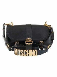 Moschino Logo Shoulder Bag