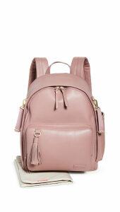 Skip Hop Greenwich Simply Chic Diaper Backpack