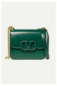 Valentino - Valentino Garavani Vsling Small Leather Shoulder Bag - Green