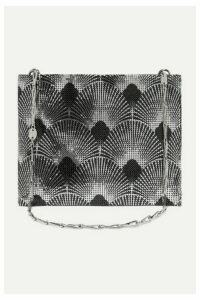 Paco Rabanne - Pixel 1969 Chainmail Shoulder Bag - Silver