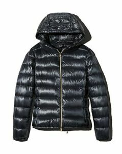 Herno Short Hooded Down Coat