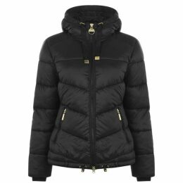 Barbour International Brace Quilted Jacket