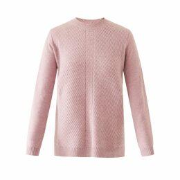 Hiva Atelier - Mini Mare Straw Leather Bag Silver