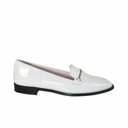 Nemozena - Long V-Neck Dress With Side Slits