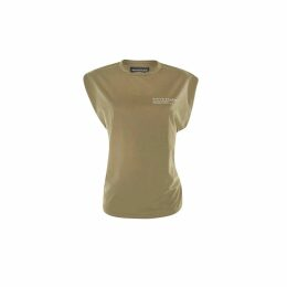 Payton James - Wood Italian Leather Tote & Crossbody In Cabernet