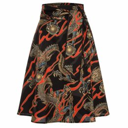 Marianna Déri - Scarlett Skirt Dragons Black