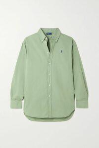 Golden Goose - Golden Printed Cotton-jersey T-shirt - Red