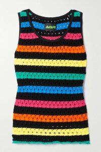 Vince - Belted Faux Fur Coat - Brown
