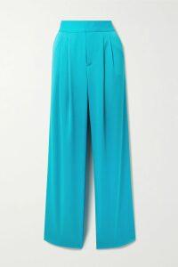 3.1 Phillip Lim - Asymmetric Zebra-print Silk-twill Skirt - Zebra print