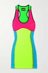 MATIN - Cotton-jersey Mini Skirt - Army green
