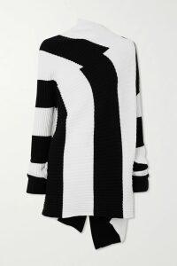 Missoni - Draped Metallic Crochet-knit Top - Light blue