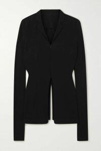 Nili Lotan - Catalina Fair Isle Alpaca-blend Turtleneck Sweater - Gray