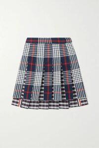 Helmut Lang - Denim Mini Dress - Red