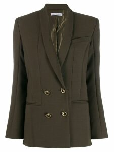 Rejina Pyo double breasted blazer - Green