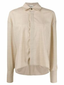 A.W.A.K.E. Mode boxy fit shirt - Neutrals
